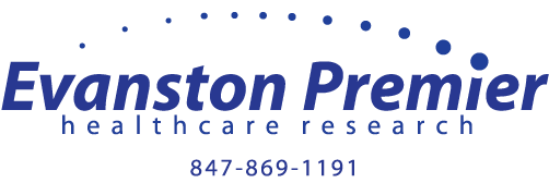 Evanston Premier Healthcare Research           847-869-1191